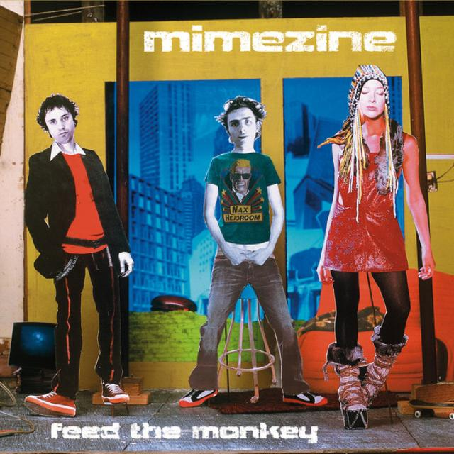 Mimezine - Feed The Monkey