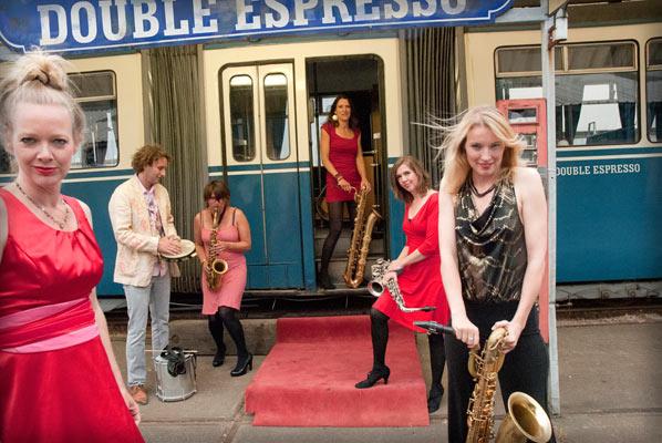 Vera van der Poel - Double Expresso - Foto Jano van Gool