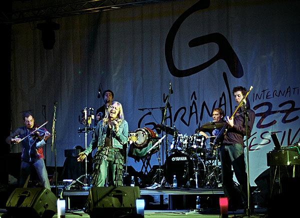 Vera van der Poel - Voer Garana Jazz